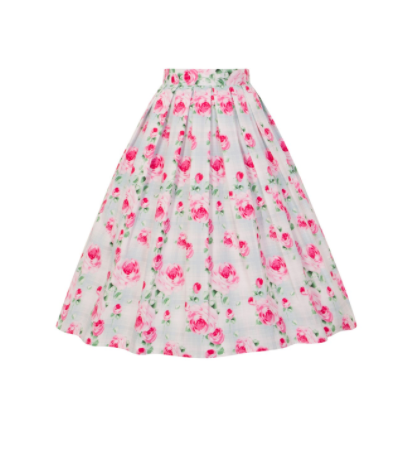 Hell Bunny Natalie 50's Skirt Mint|Poisonkandyklothing