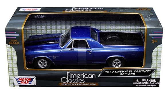 Die Cast Cars - 1970 EL Camino SS 396|Poisonkandyklothing