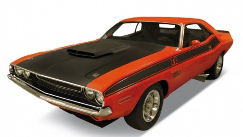Die Cast Cars - 1970 Dodge Challenger|Poisonkandyklothing