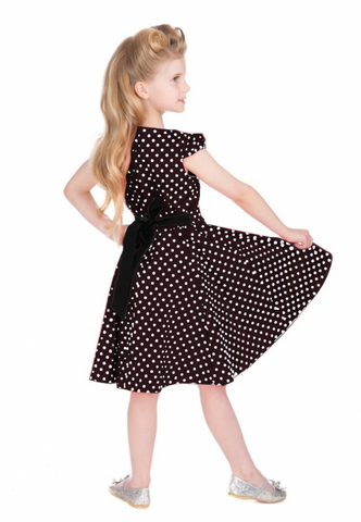 Hearts & Roses Sabrina Girls Dress