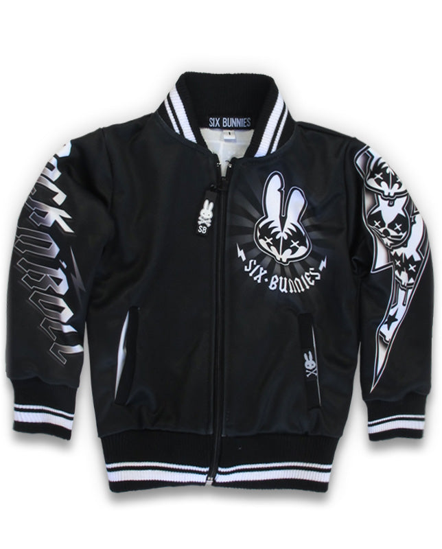 Switchblade Six Bunnies Rockgroup jacket