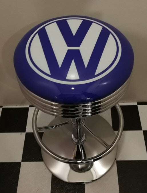 Bar Stool - VW Volks Wagon poison kandy Klothing