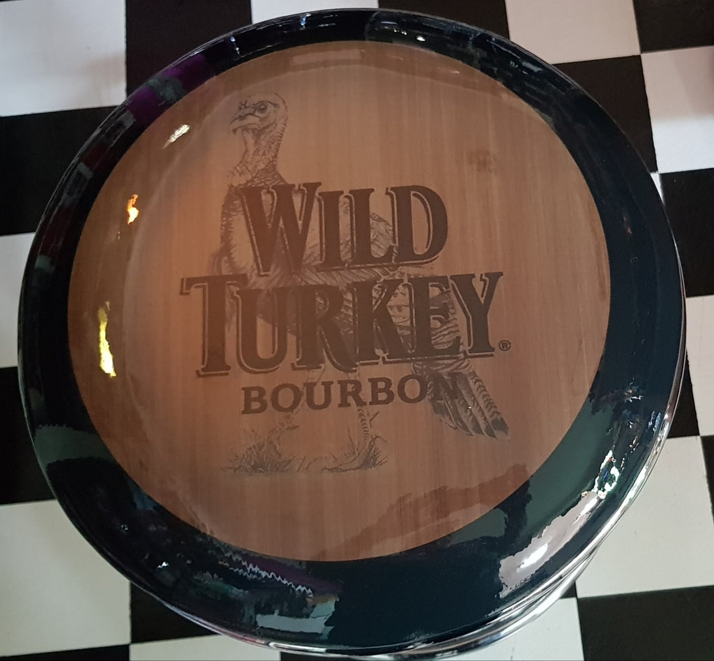 Bar Stool - Wild Turkey