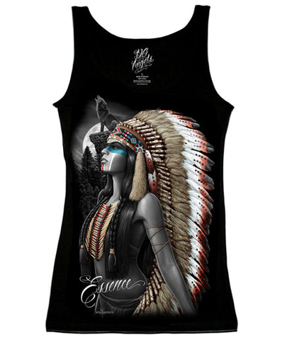 Ladies Tanks - DGA Essence  Ladies Tank