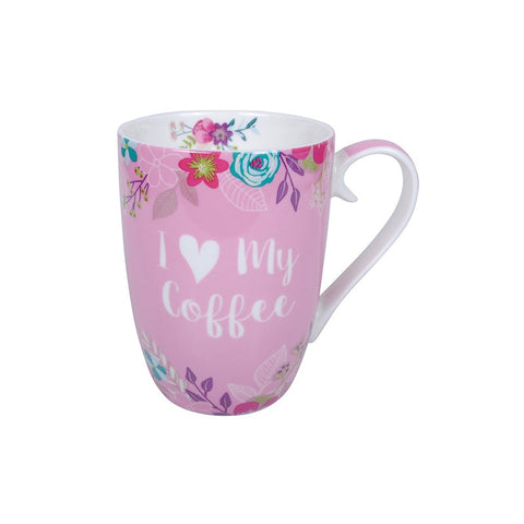 Coffee Mug - Personalised Female Names Artique