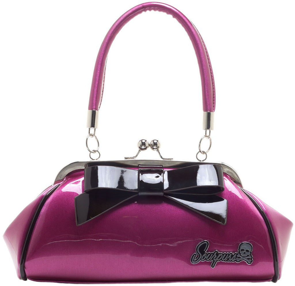Sourpuss Super Floozy Pnk/Blk