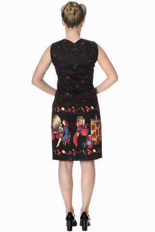 Banned Vanity Ladies Pencil Dress