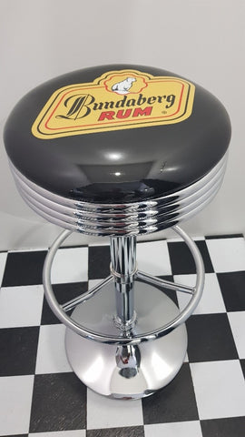 Bar Stool - Bundaberg Rum