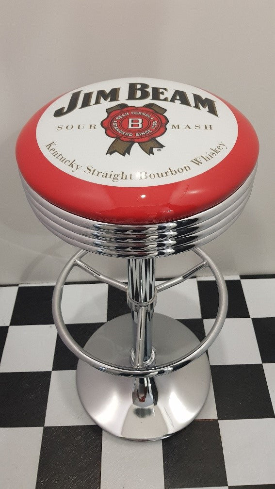 Bar Stool - Jim Beam