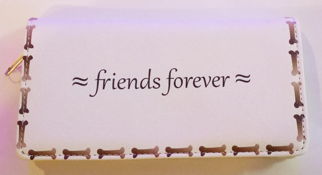 ShagWear Ladies Wallet Friends Forever Dogs