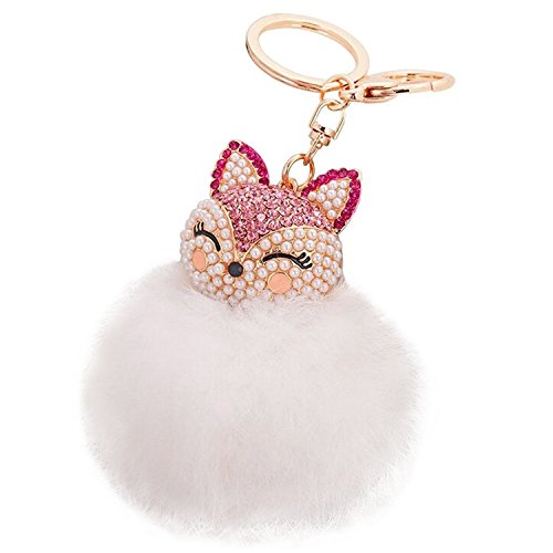 Fluffy Accessories Foxy Lady Asst Colours