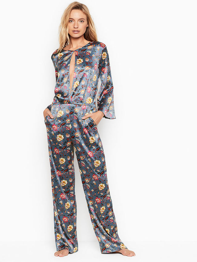 Victoria's Secret Satin Jumpsuit - Victoria's Secret Angel shop