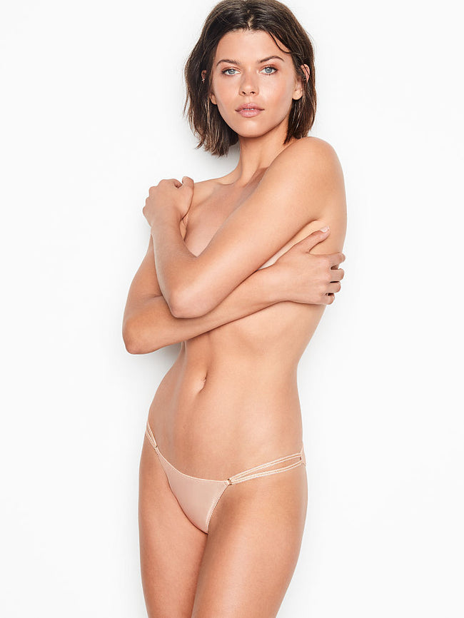 Victoria's Secret Double String Cheeky Kalhotky - Victoria's Secret Angel shop