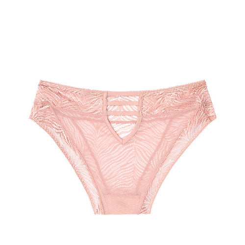 Victoria's Secret High-rise Zebra Lace Brazilian Kalhotky - Victoria's Secret Angel shop