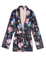 Victoria's Secret Velvet Wrap Jacket - Victoria's Secret Angel shop