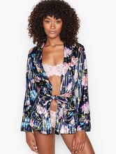 Victoria's Secret Velvet Wrap Jacket