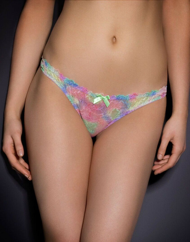 Phoenix thong multi - Victoria's Secret Angel shop