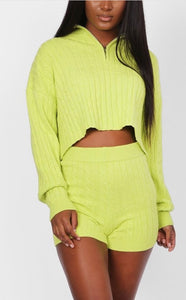 Lime chill set