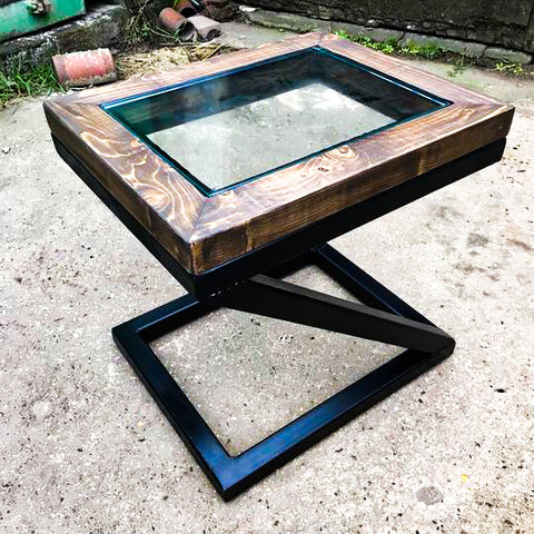 I get to make tables and a host of other products.