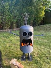 Load image into Gallery viewer, Minion Style Fire Pit