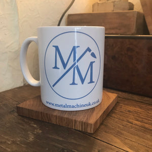 Metal Machine Mug