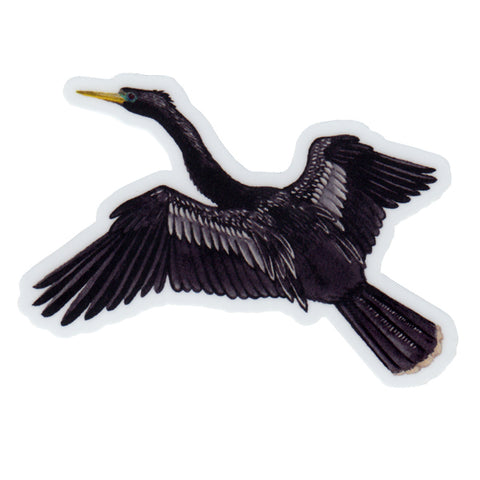 Wholesale Vinyl Sticker: Anhinga