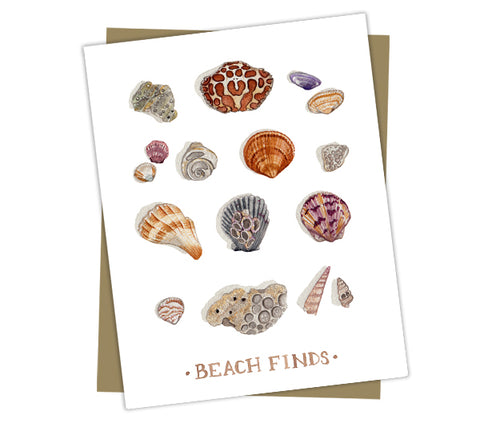 Wholesale Cards: Beach Finds (Florida)