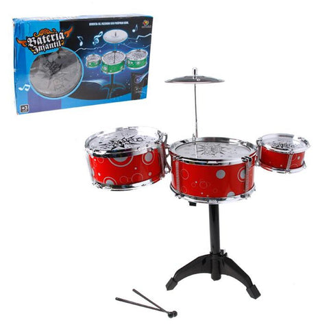 Bateria Infantil Rock Star - ART BRINK - playnjoy.shop