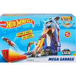 Hot Wheels Garagem Rotativa - FTB68 - Mattel