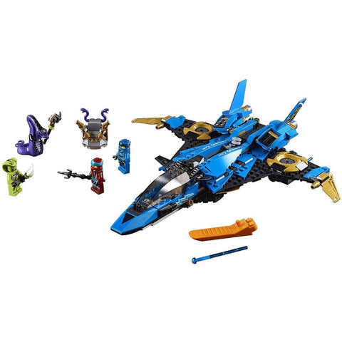 O Storm Fighter de Jay - 70668 - Lego - playnjoy.shop