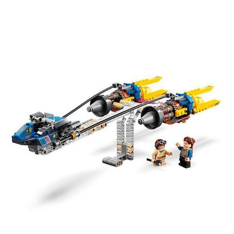 Podracer de Anakin  Edicao do 20o. Aniversario LEGO 75258 - playnjoy.shop