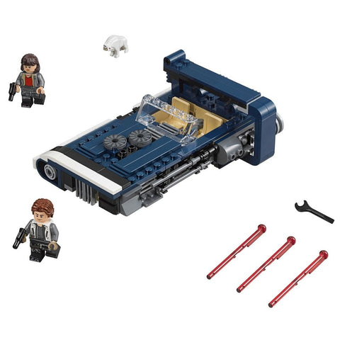 O Landspeeder do Han Solo Lego 75209 - playnjoy.shop