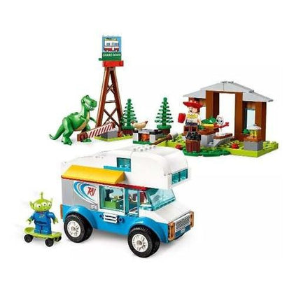Toy Story 4 Ferias Com Trailer Lego 10769 - playnjoy.shop