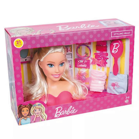 BARBIE STYLING HEAD - BARBIE - playnjoy.shop