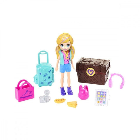Polly Pocket - Polly Kit De Viagem - Gdm12 - Mattel