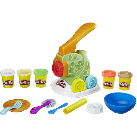 PLAY-DOH Fabrica de Macarrão - B9013 - playnjoy.shop