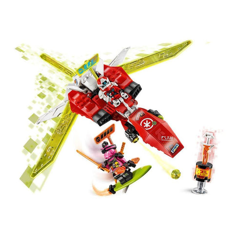 O Jato Robo Do Kai - LEGO 71707 - playnjoy.shop