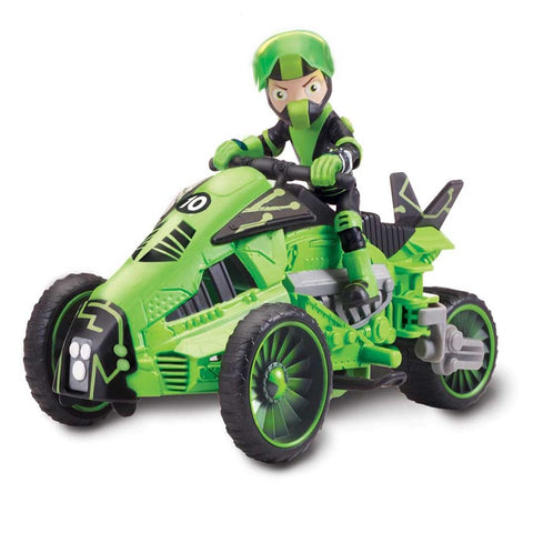 Ben 10 Veiculo de Transformacao - Sunny - playnjoy.shop