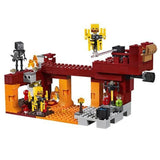 A Ponte Flamejante LEGO 21154 - playnjoy.shop