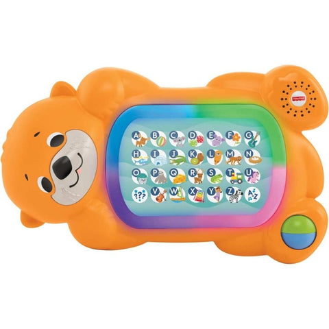 Lontra ABC Linkimals GJP62 FISHER PRICE - playnjoy.shop