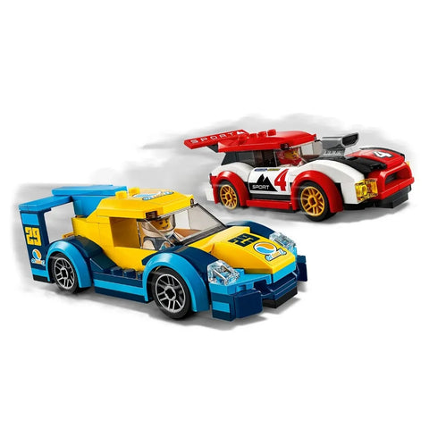 Carros de Corrida - 60256 - Lego - playnjoy.shop