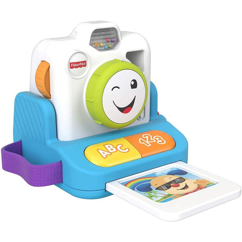 Camera Sorrisos e Aprendizagem - Gmm64 - Fisher Price