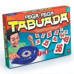 Pega Pega Tabuada - Grow - playnjoy.shop