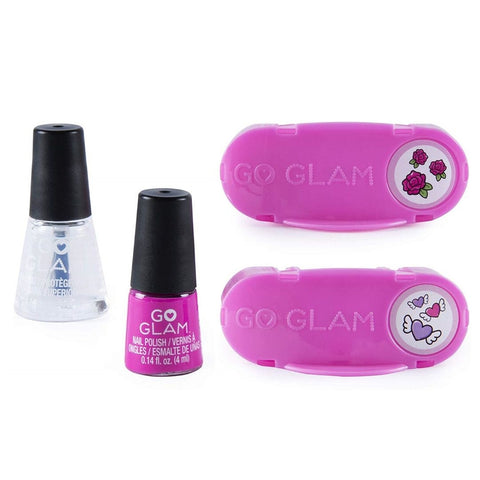 Go Glam Nail Fashion Pack - Sunny