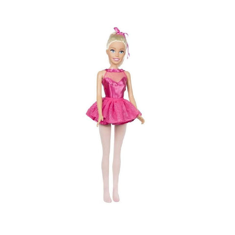 BARBIE BAILARINA LARGE DOLL - 1261 - BARBIE - playnjoy.shop