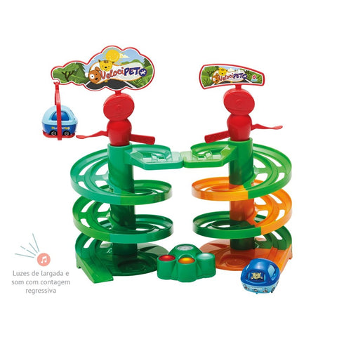 Velocicar  Velocipet - Completo - Calesita - playnjoy.shop