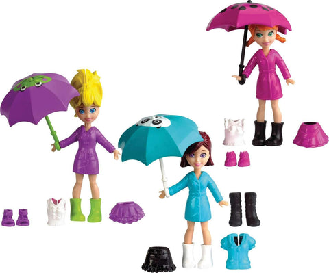 Polly Estacoes da Polly X1452 - Mattel - playnjoy.shop