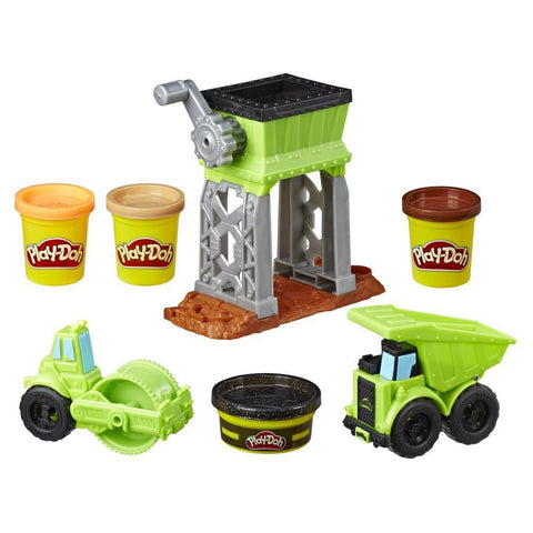 Play-Doh Wheels Terreno de Cascalho - E4293 - Hasbro - playnjoy.shop