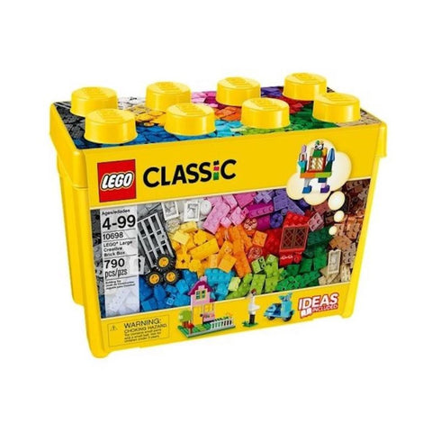 Caixa Grande de Pecas Criativas 10698 - Lego - playnjoy.shop