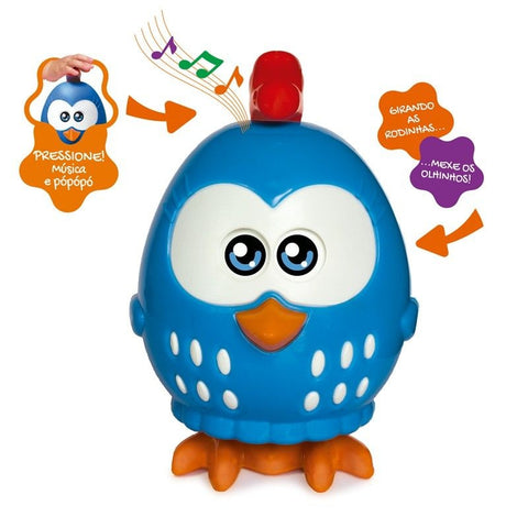 Galinha Pintadinha Musical 20c 1044 - Elka - playnjoy.shop